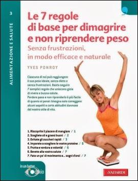 Le 7 Regole di Base per Dimagrire e non Riprendere Peso (eBook)