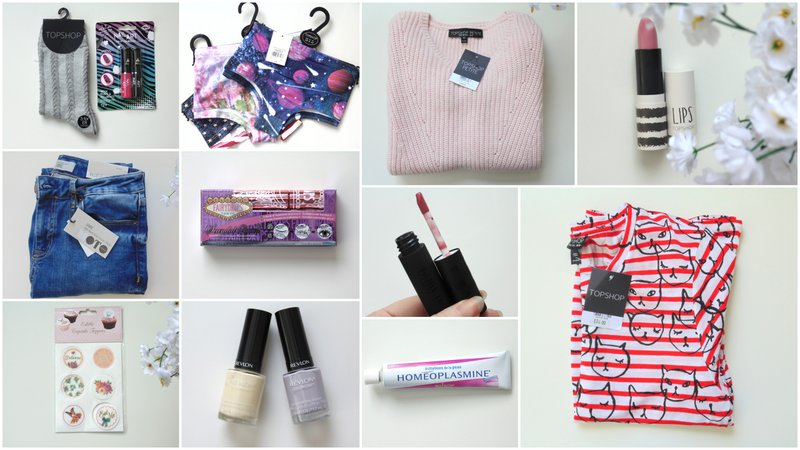 Topshop Gift Card Haul