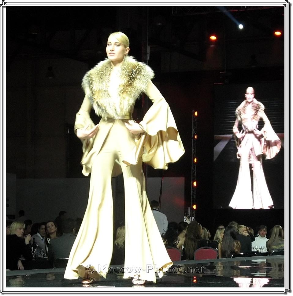 Fausto Sarli Collection. Moscow Fashion Expo - 2007