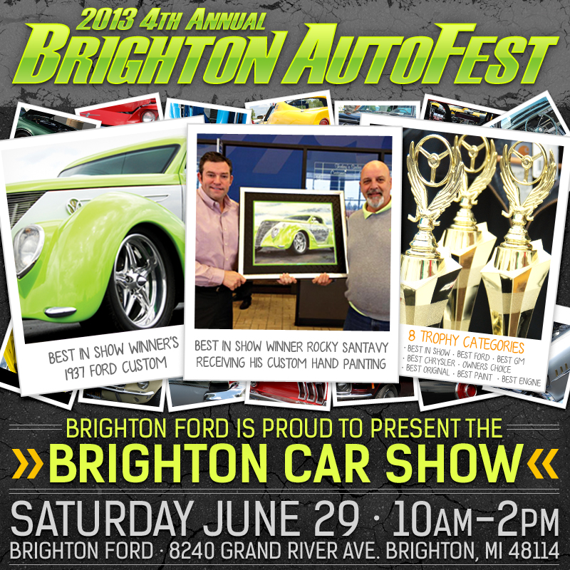 2013 4th Annual Brighton AutoFest
