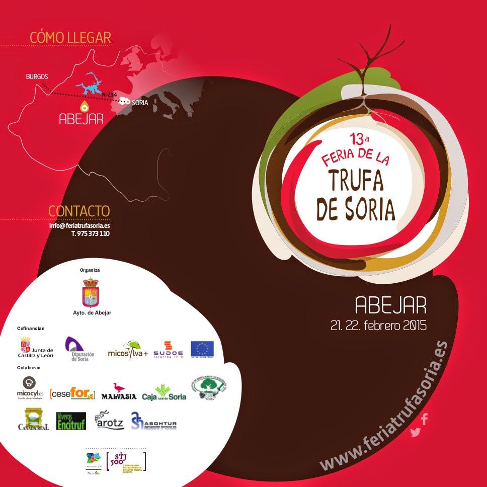 XIII Feria de la Trufa de Soria Abejar