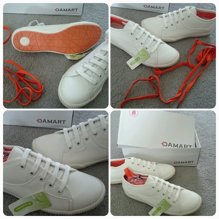 damart amortyl shoe