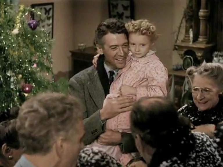 Cinelists It 39 S A Wonderful Life Frank Capra 1946 Colorized Version 70 Screenshots