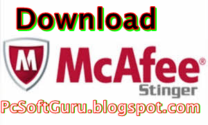 McAfee Stinger 12.0.0.576 Download
