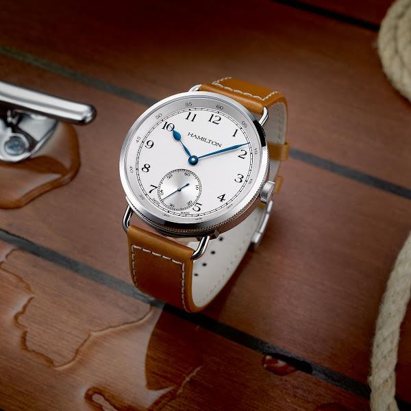 Hamilton Khaki Navy Pioneer Edition Limitée Watch