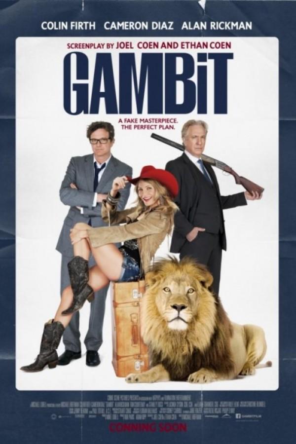 Gambit 2012 movie