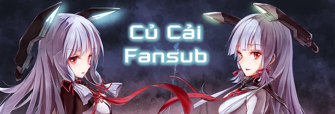 Củ Cải Fansub Offical Blog