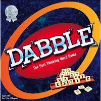 Dabble Dabble: Fun Mix of Scrabble and Boggle Board Games