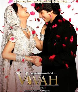 """مشاهدة الفيلم الرومانسي الهندي Vivah """" فيفاه"""" لشاهد كابور وأمريتا راو مترجم للعربية اونلاين بدون تحميل"""