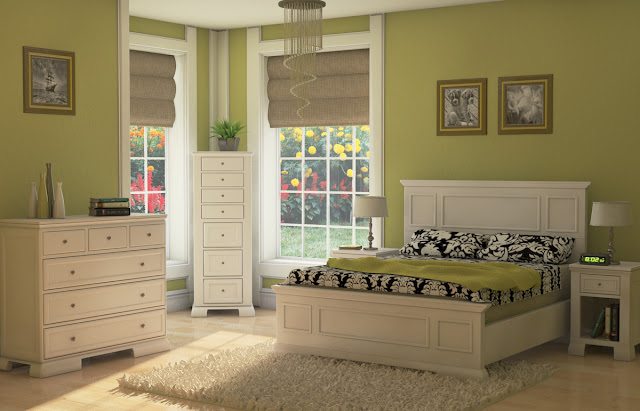 Green Bedroom Color Ideas green bedroom color ideas - the interior designs