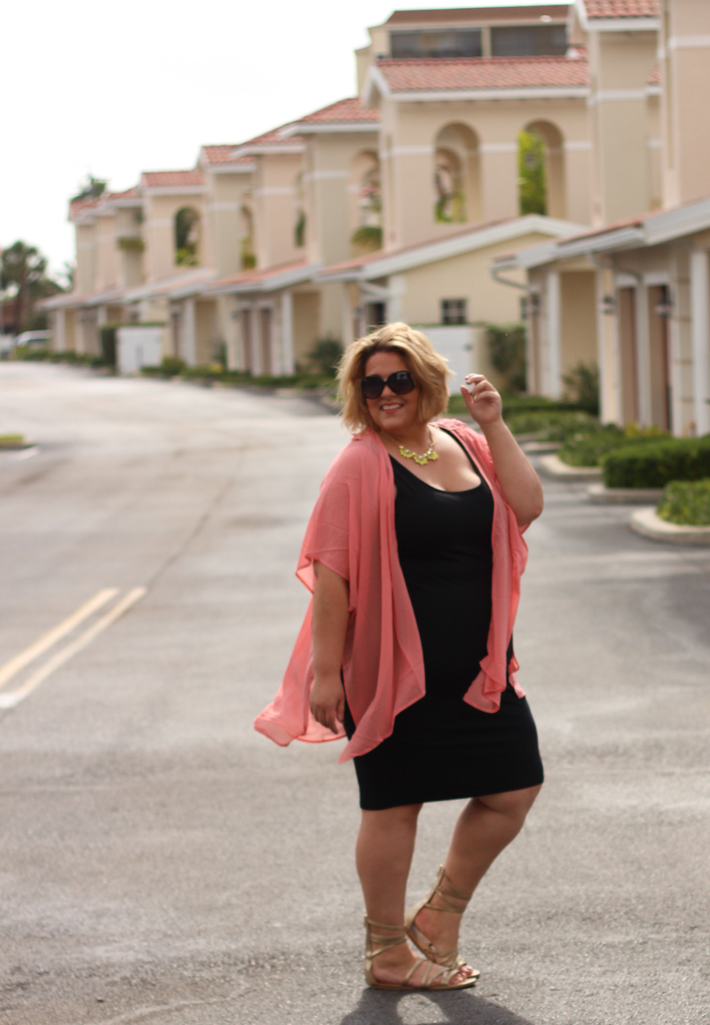 Plus Size fashion, swimsuit, body confidence