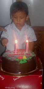 birthday Hakimi 2yrs