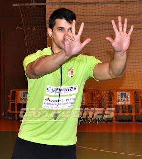 Arbitro de Baloncesto