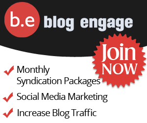 Blog Engage register