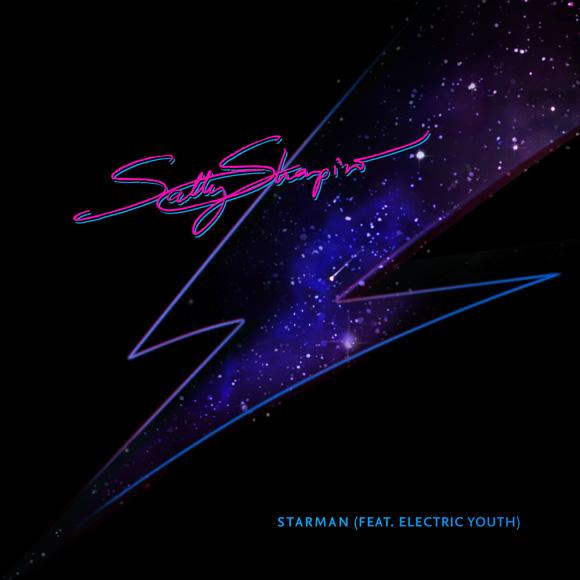 "Sally Shapiro - ""Starman"
