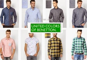 United Colors of Benetton 60% off