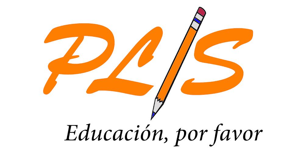 PLIS Educación, por favor