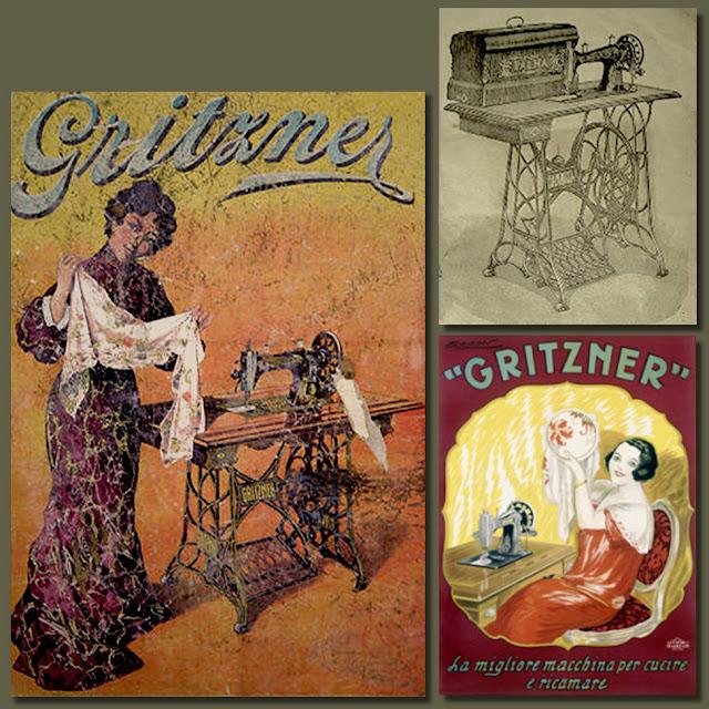 Carteles publicitarios Gritzner