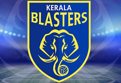 Kerala Blasters FC 2015 Official Team Logo Wallpaper