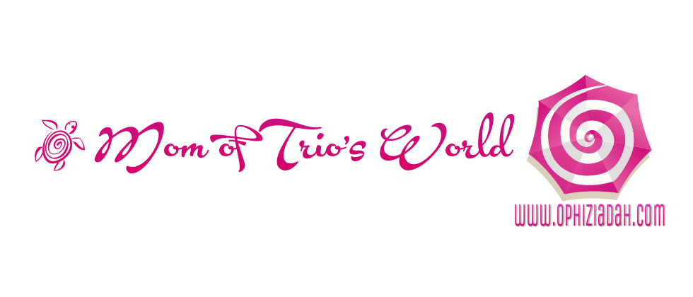 Mom of Trio's World