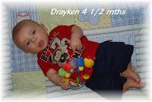 Drayken 4.5 mths
