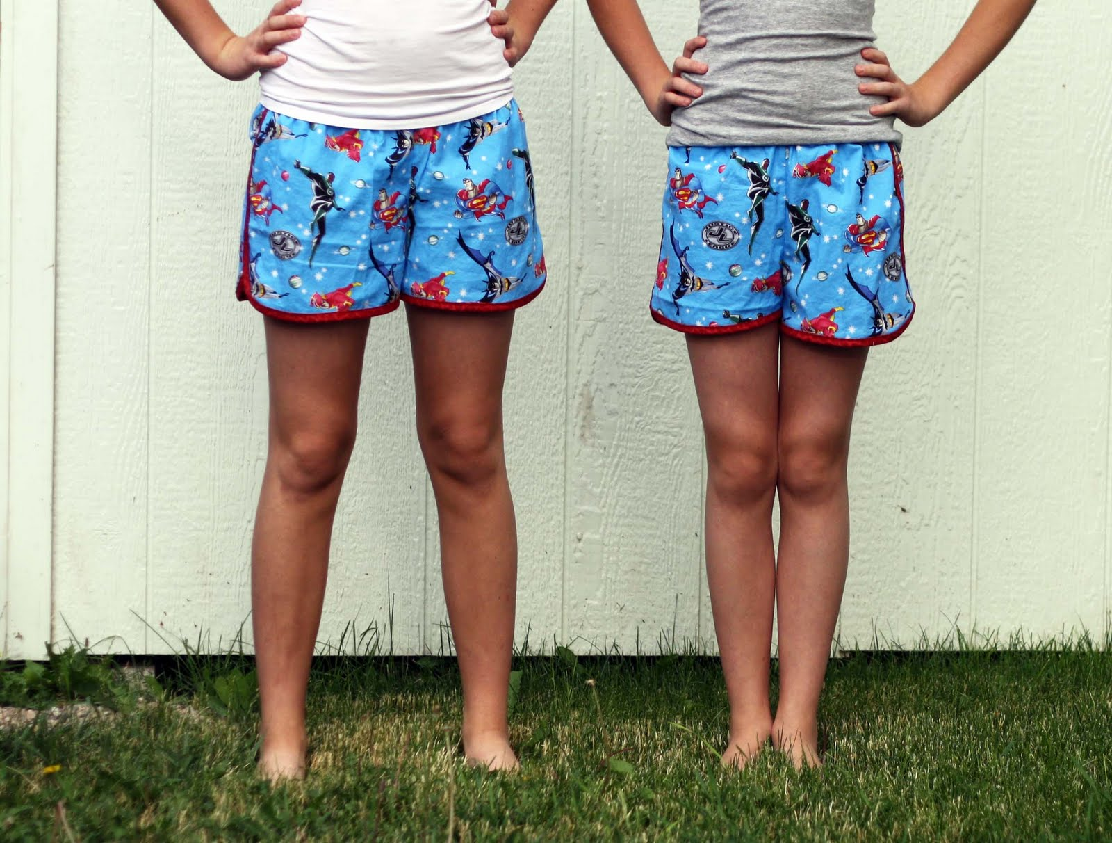 Running With Scissors: Summer Pajama Shorts