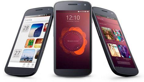 Ubuntu Phone OS, Smartphone