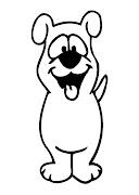 Dibujos de perros
