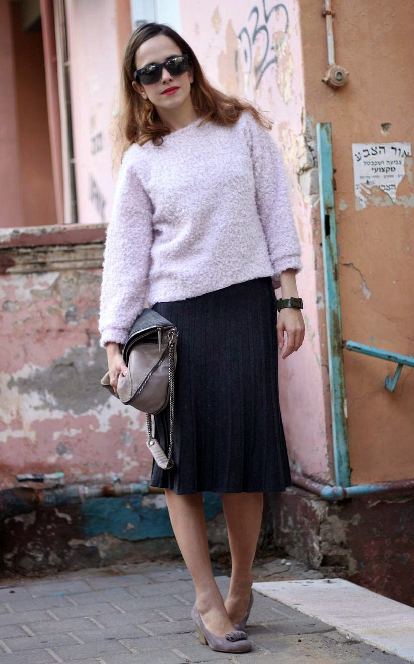 fashion blog ,streetstyle, 2013, fluffy, בלוג אופנה ,אופנה