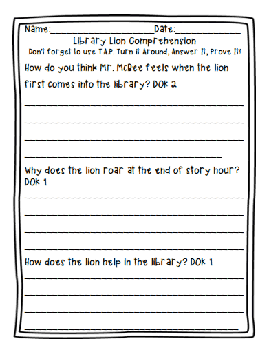 I Plan On Creating A TPT Product With Lessons Worksheets Etc But Until Then Here Are Some Freebies To Go Along This Wonderful Story