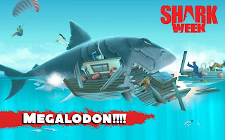Hungry Shark Evolution v1.8.1 Mod (Unlimited Money & Diamond) central android apk