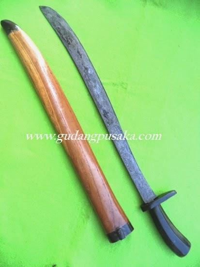 Pedang Sabet Mataram Tajam