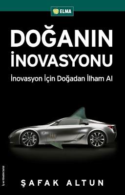 Şafak Altun doğanın inovasyonu kitabı