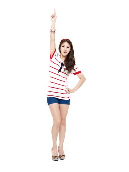 KARA s Gyuri cast for 200 Pounds Beauty musical