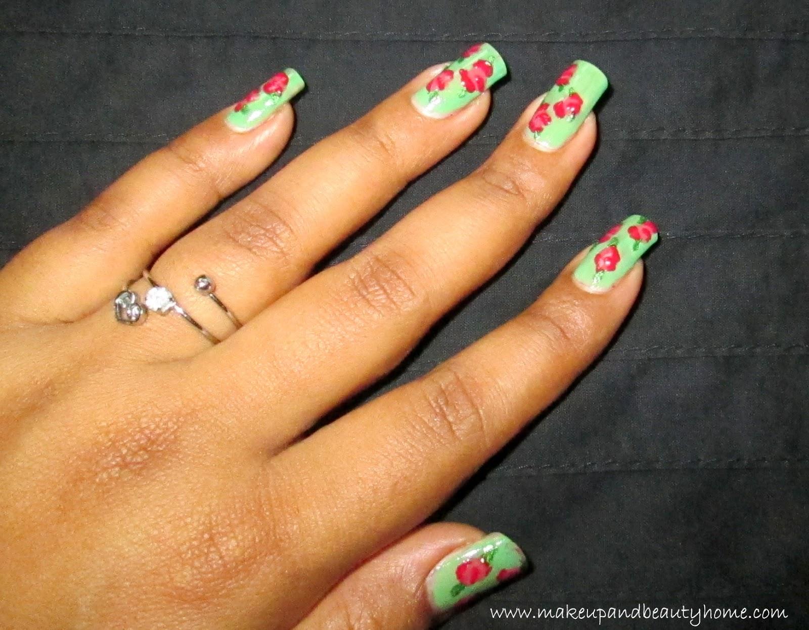 30 nice do it yourself nail art ledufa fantastic do it yourself nail art flowers along inspiration article solutioingenieria Choice Image