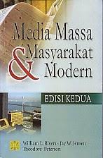toko buku rahma: buku MEDIA MASSA DAN MASYARAKAT MODERN EDISI KEDUA, pengarang william l. rivers, penerbit kencana