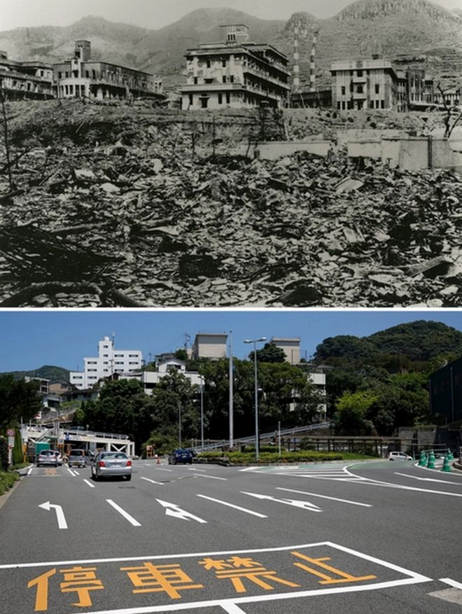 Hiroshima Then And Now You Won't Believe What It Looks Like Today! - Medical School In Nagasaki