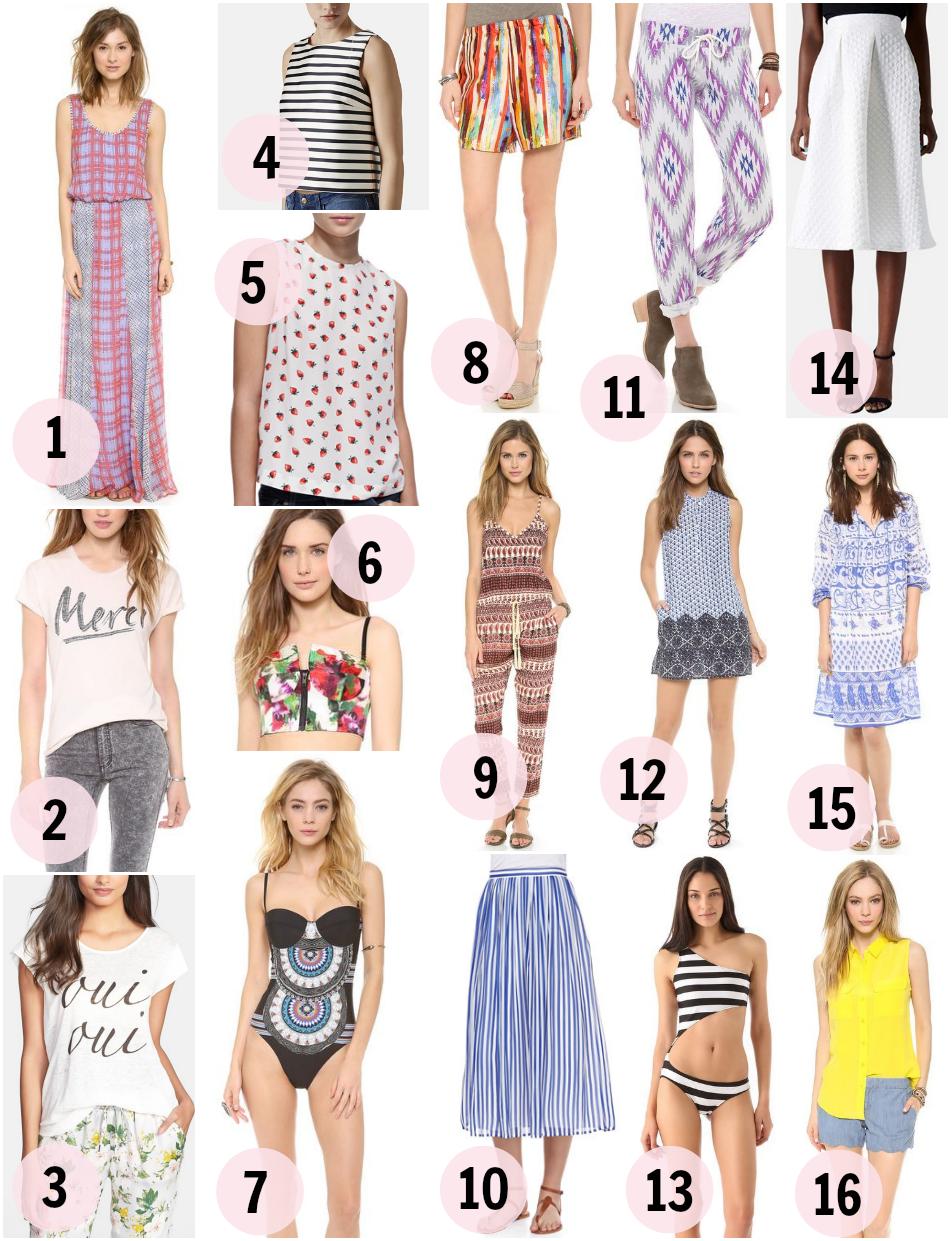 Lust List: Spring 2014, Tanvii.com