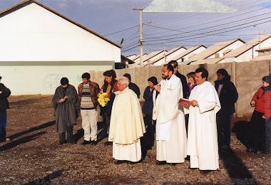 En la capilla San Pedro Nolasco