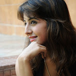 Sanja Telugu Actress In Black Top Stills