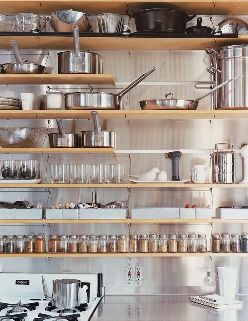 Querido Refúgio - Decoração: Decorando a cozinha II paneleiros e