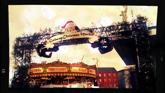 Galway Christmas Market Pathological Gomez