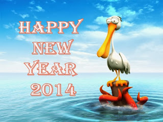 New Year 2014, Funny Cards