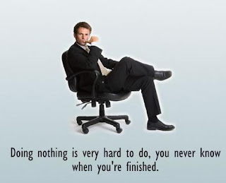 doing nothing LOL Quote and saying