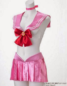 lingeries Sailor Moon