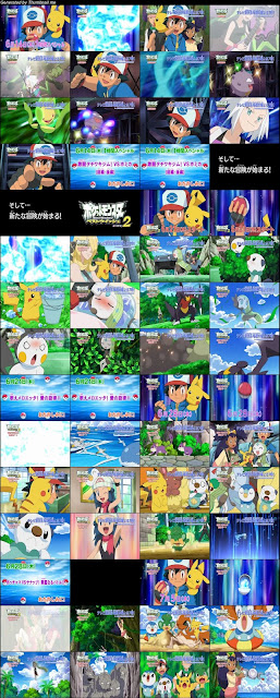 Pokemon BW EP83 84 85 86 87 Trailers
