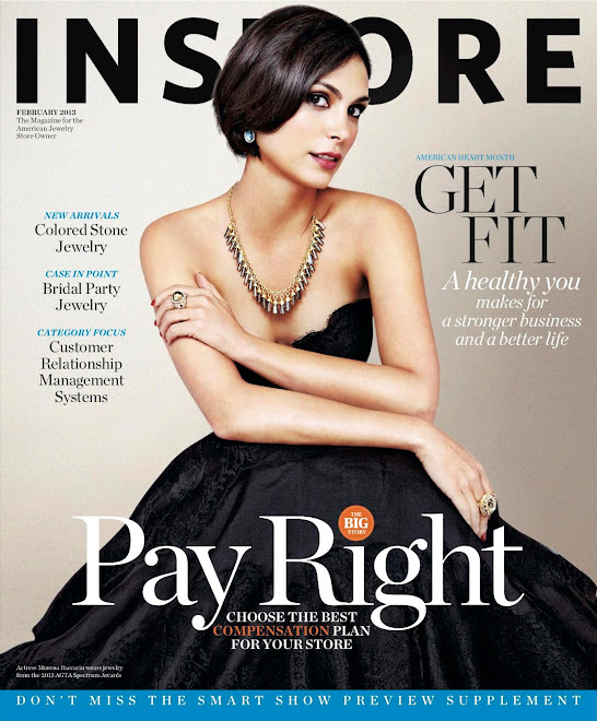 Actress Morena Baccarin Cover