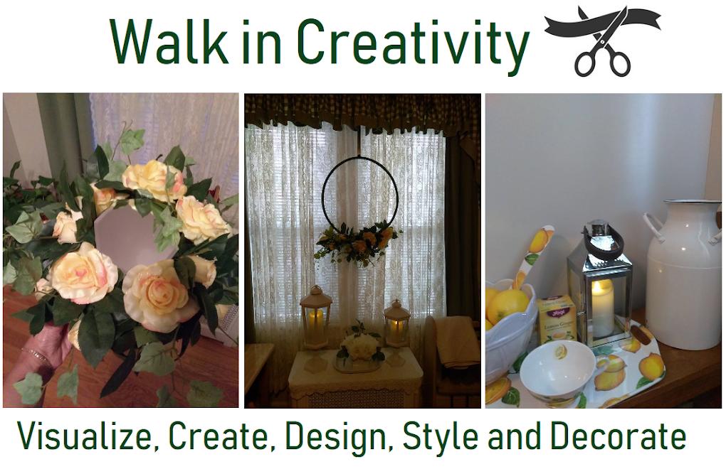 Walk in Creativity
