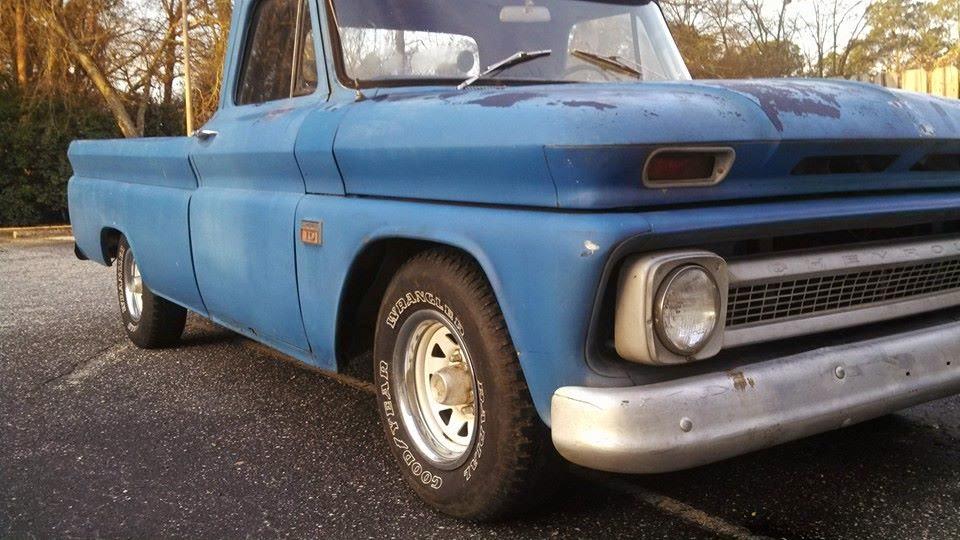 '66 C-10