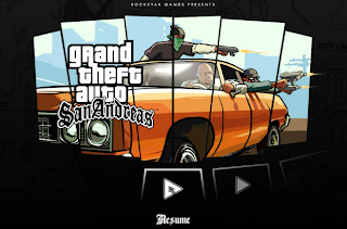 Grand Theft Auto San Andreas in iOS